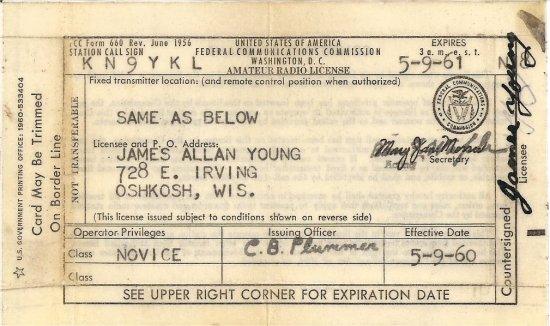 Original License